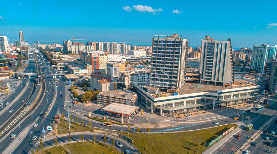 مجمع داماس 079 في اسطنبول  - صورة خارجية 02