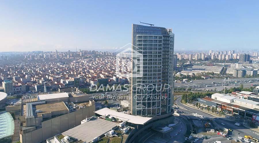 مجمع داماس 002 في اسطنبول - صورة خارجية  03