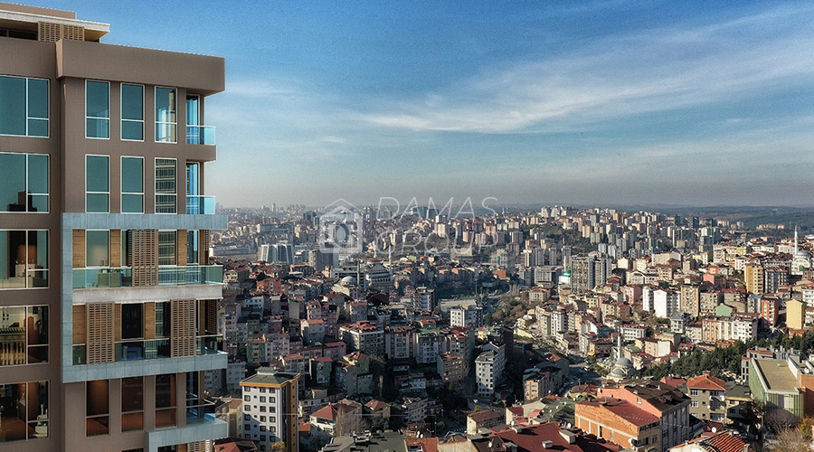 Damas Project D-059 in Istanbul - Exterior picture  02