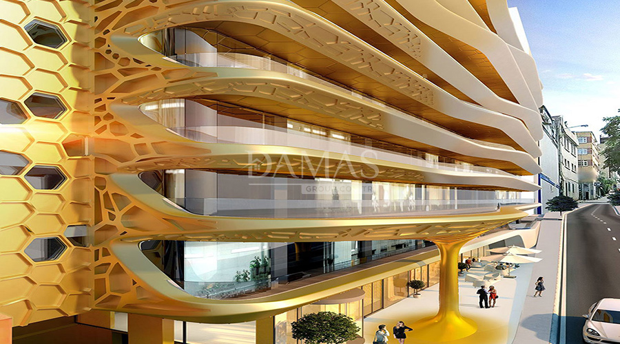 Damas Project D-076 in Istanbul - Exterior picture  02