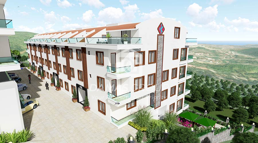 Damas Project D-377 in Yalova - Exterior picture 02
