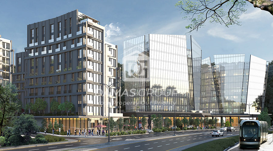 Damas Project D-214 in Istanbul - Exterior picture 02