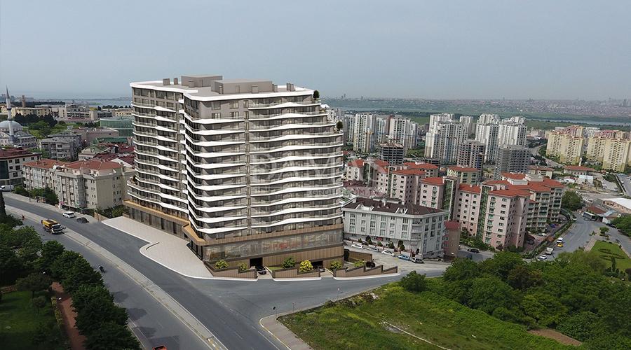 مجمع داماس 097 في اسطنبول  - صورة خارجية 02