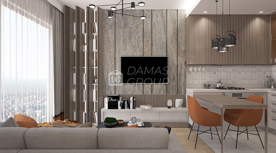 Damas Project D-059 in Istanbul - Interior picture  02
