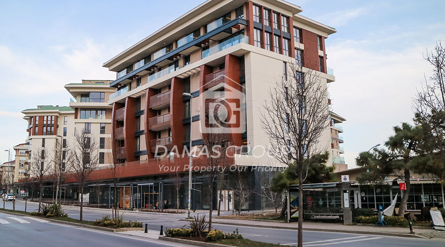 Damas Project D-285 in Istanbul - Exterior picture 02