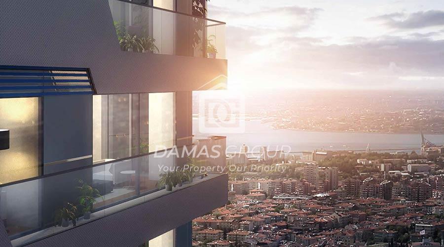 مجمع داماس 271 في اسطنبول  - صورة خارجية  02