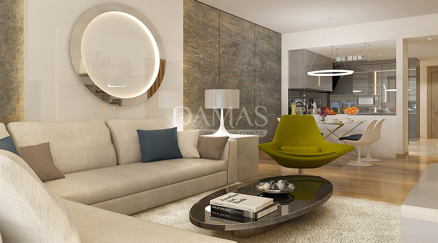 Damas Project D-076 in Istanbul - interior picture  02