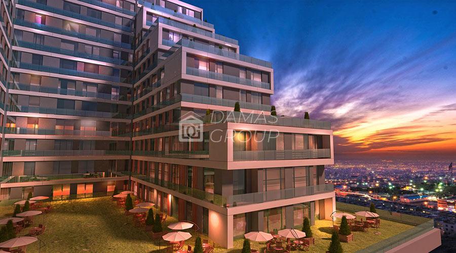 مجمع داماس 092 في اسطنبول  - صورة خارجية  02