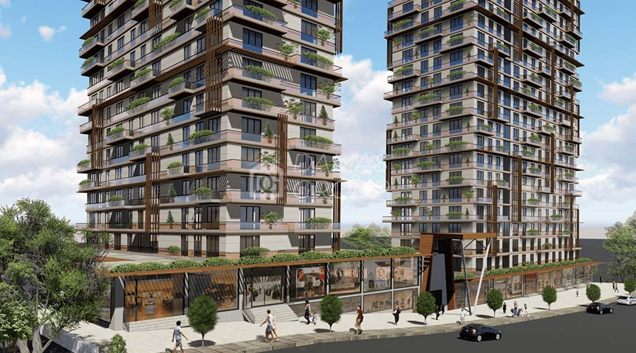 Damas Project D-0445 in Istanbul - Exterior picture  02