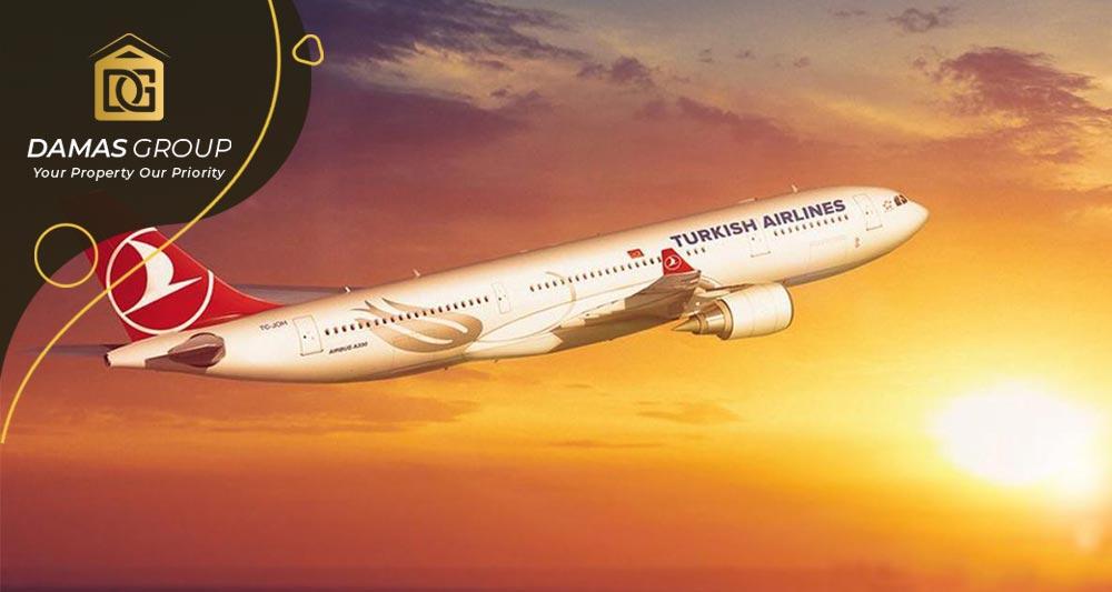 رسمياً خطوط الطيران التركية تعلن عن مواعيد رحلاتها الدولية
