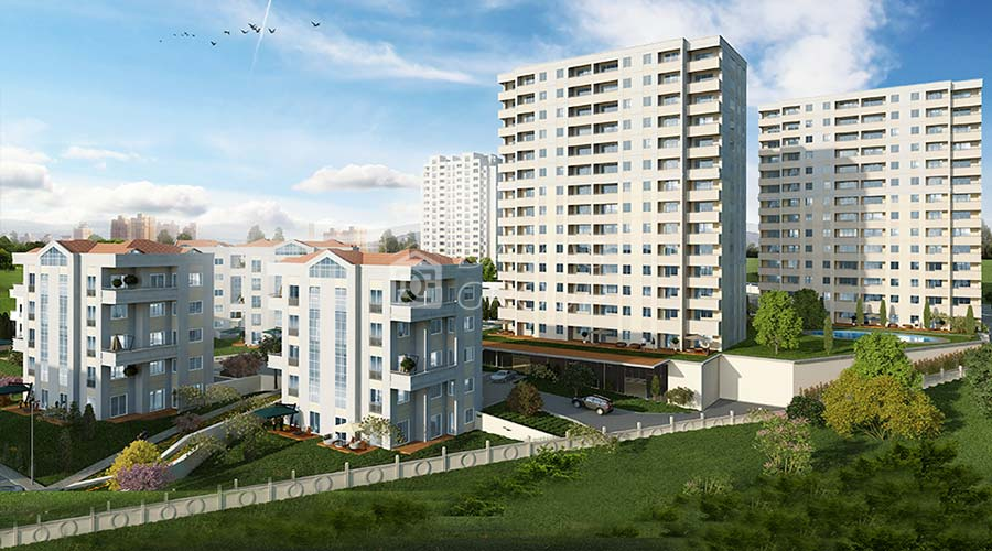 Damas Project D-024 in Istanbul - Exterior picture 02