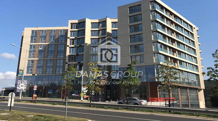 Damas Project D-055 in Istanbul - Exterior picture 02