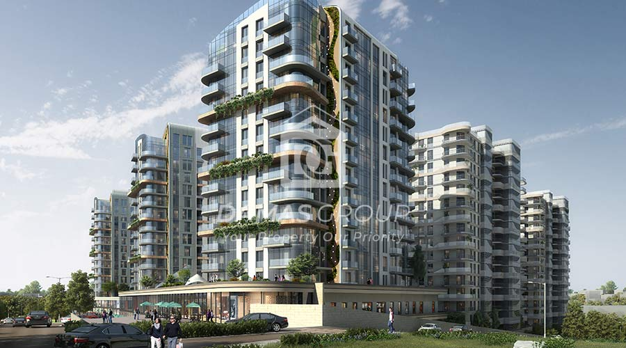 Damas Project D-234 in Istanbul - Exterior picture 02