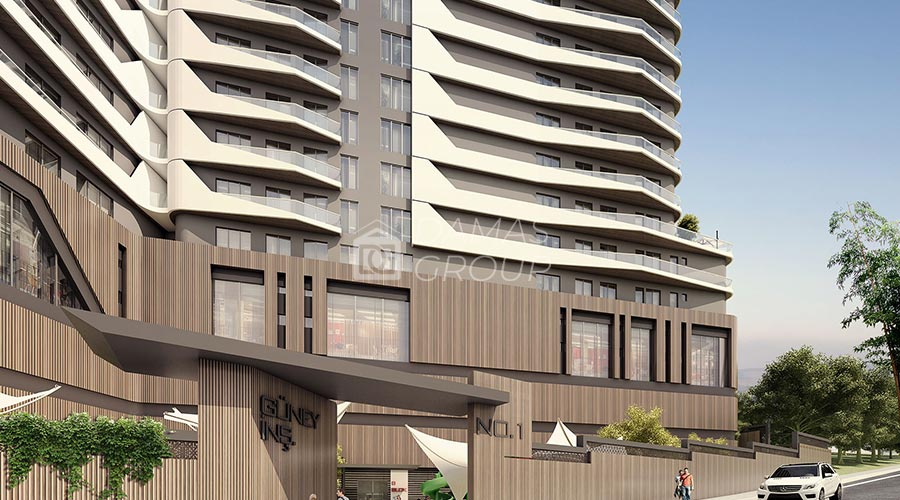 Damas Project D-097 in Istanbul - Exterior picture 02