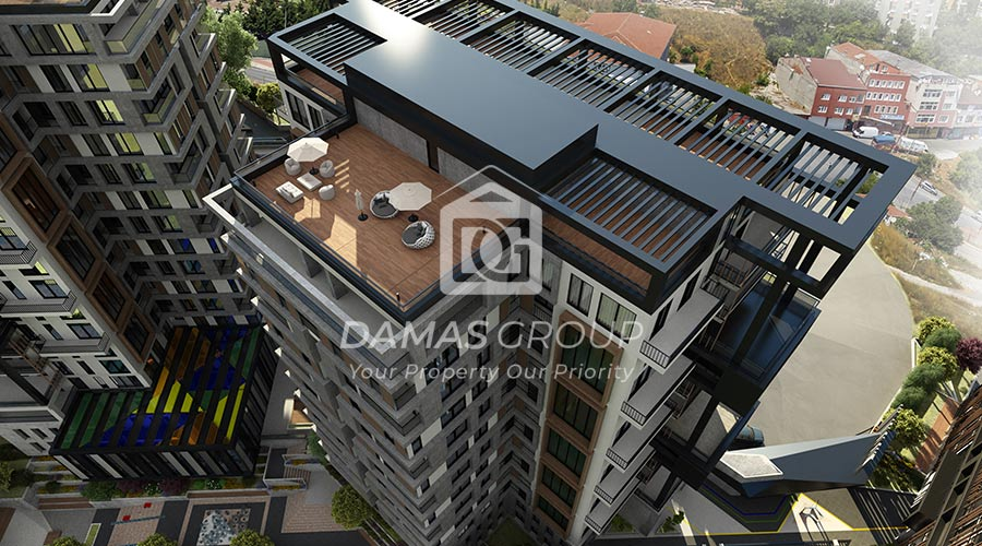 Damas Project D-300 in Istanbul - Exterior picture 02