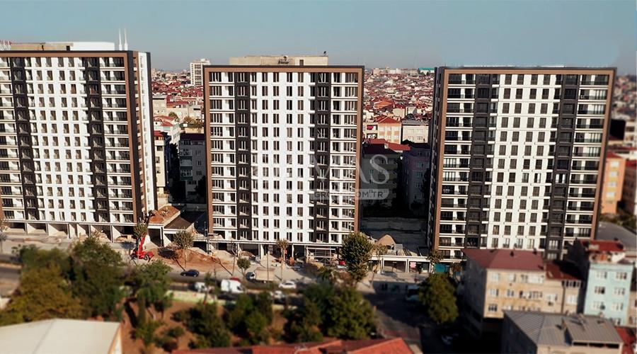 مجمع داماس 090 في اسطنبول  - صورة خارجية 02
