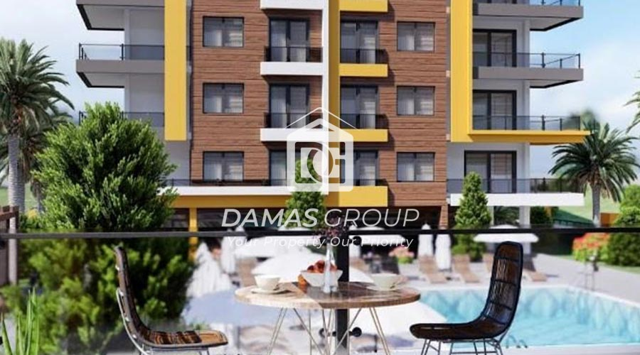 Damas Project D-612 in Antalya - Exterior picture 02