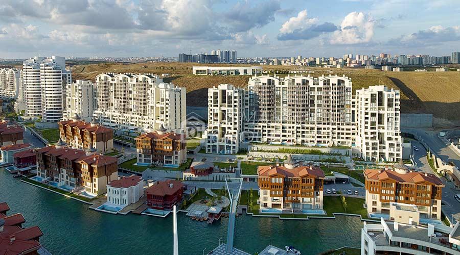 مجمع داماس 150 في اسطنبول  - صورة خارجية  02