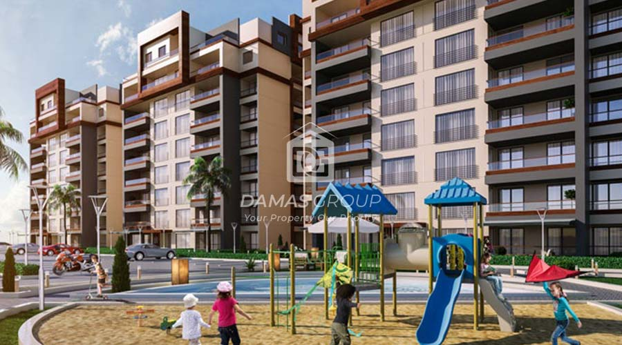 Damas Project D-317 in Bursa - Exterior picture 02