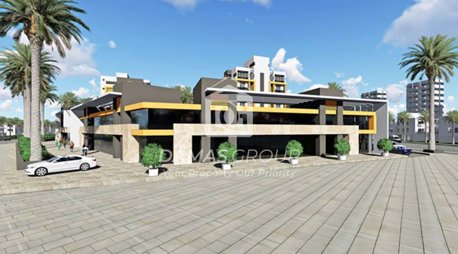 Damas Project D-614 in Antalya - Exterior picture 02