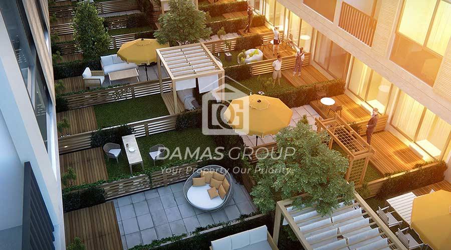 مجمع داماس 006 في اسطنبول  - صورة خارجية 03