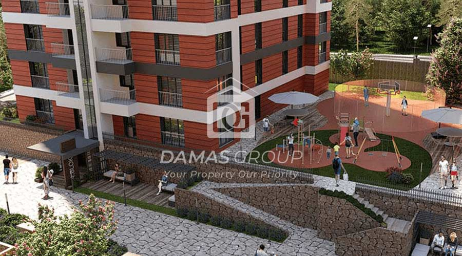 Damas Project D-230 in Istanbul - Exterior picture 03