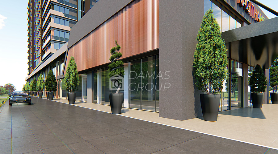 Damas Project D-063 in Istanbul - Exterior picture  02