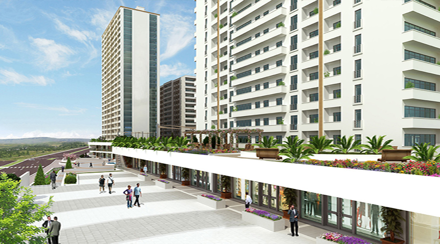 Damas Project D-072 in Istanbul - Exterior picture  03