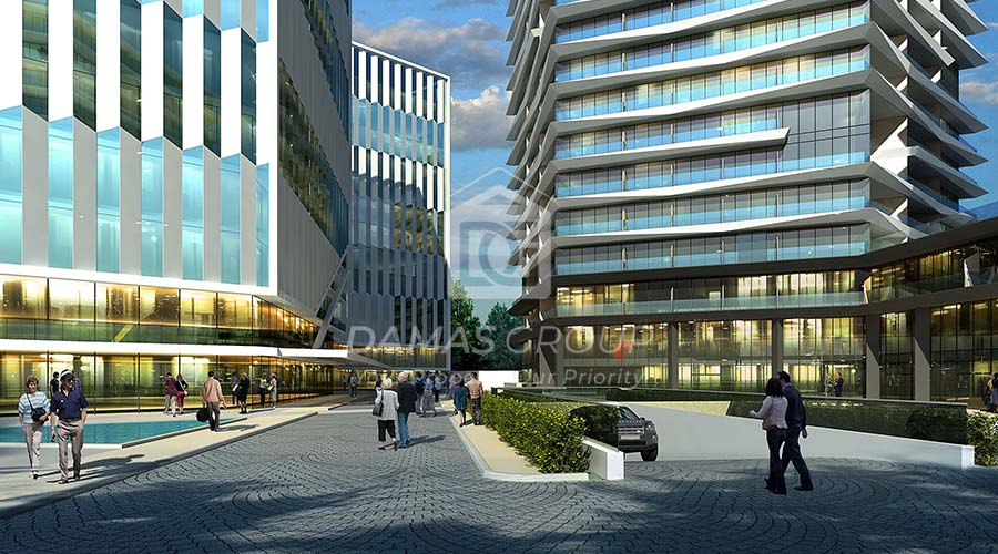 Damas Project D-193 in Istanbul - Exterior picture 03