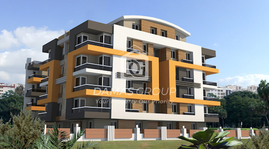 Damas Project D-602 in Antalya - Exterior picture 03