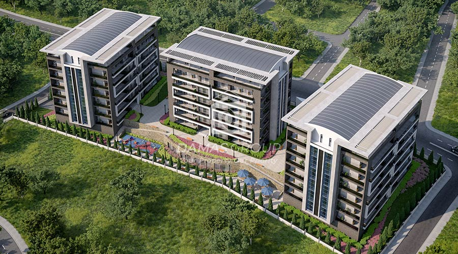 Damas Project D-310 in Bursa - Exterior picture 03