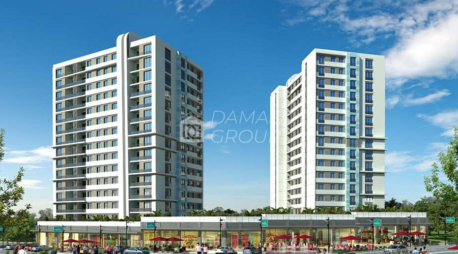 Damas Project D-123 in Istanbul - Exterior picture 03