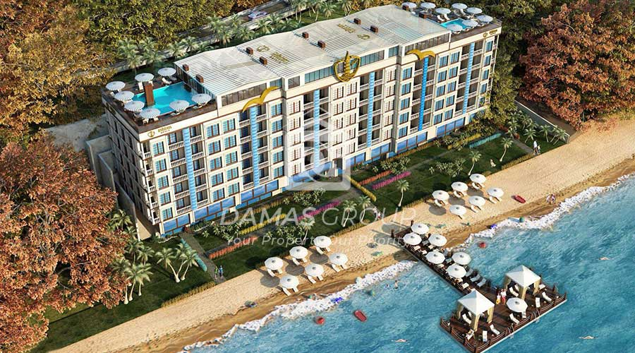 Damas Project D-371 in Yalova - Exterior picture 03