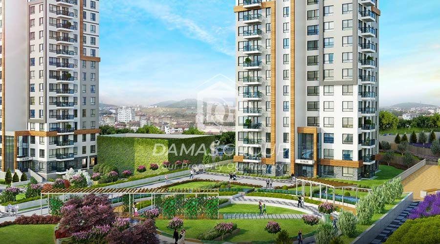 Damas Project D-217 in Istanbul - Exterior picture 03