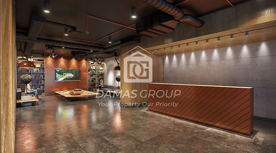 Damas Project D-007 in Istanbul - Exterior picture 03
