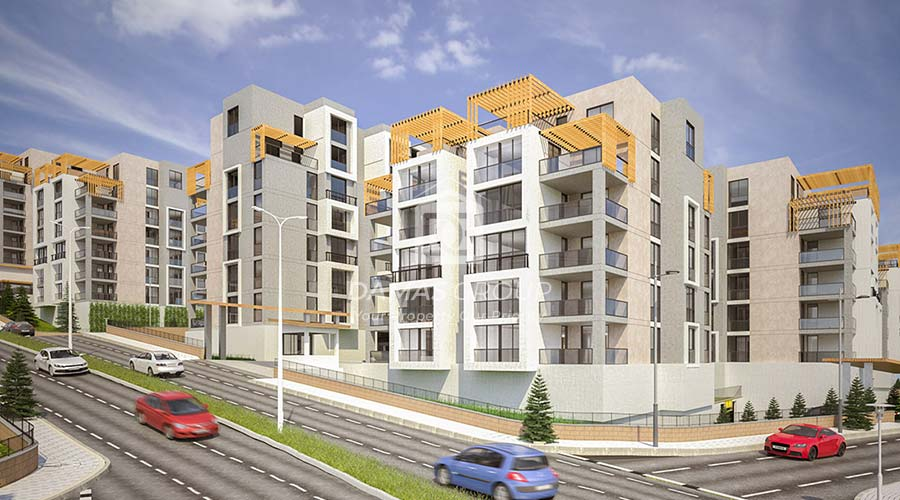 Damas Project D-309 in Bursa - Exterior picture 03