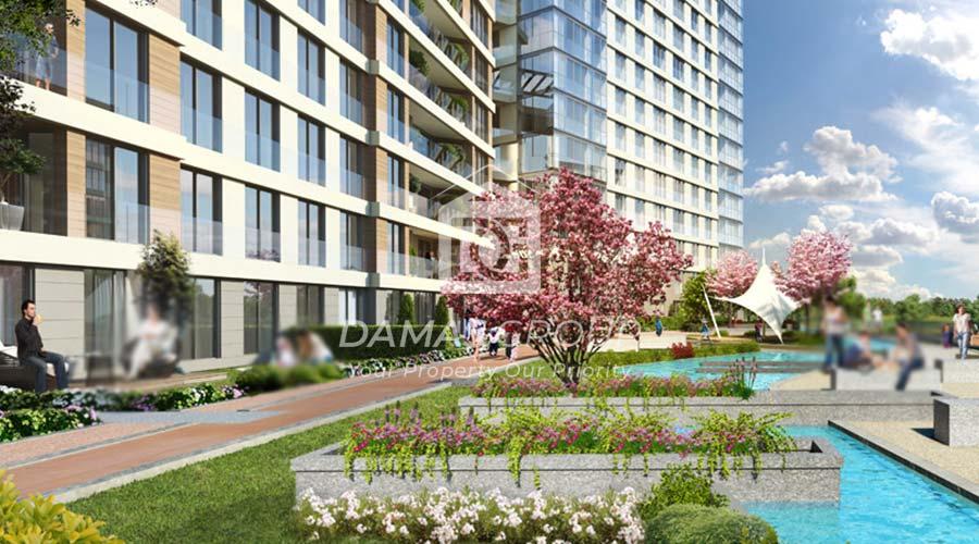 مجمع داماس 279 في اسطنبول  - صورة خارجية  03