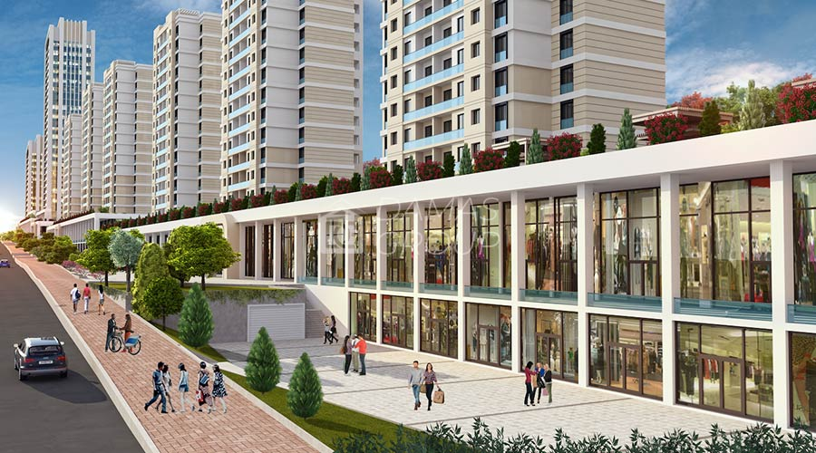 Damas Project D-131 in Istanbul - Exterior picture 03