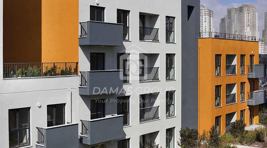 مجمع داماس 176 في اسطنبول  - صورة خارجية  03