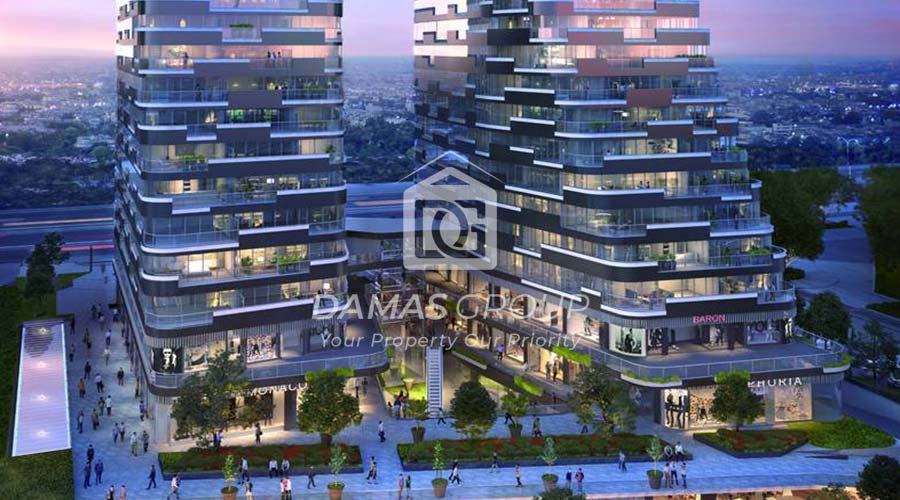 Damas Project D-223 in Istanbul - Exterior picture 03