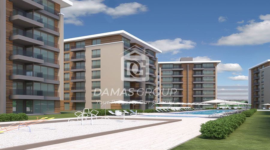 Damas Project D-608 in Antalya - Exterior picture 03