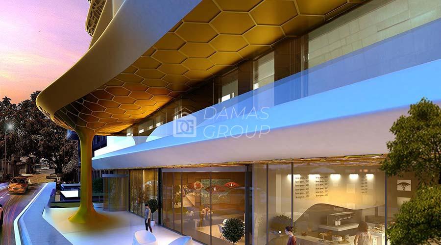 مجمع داماس 076 في اسطنبول  - صورة داخلية 02