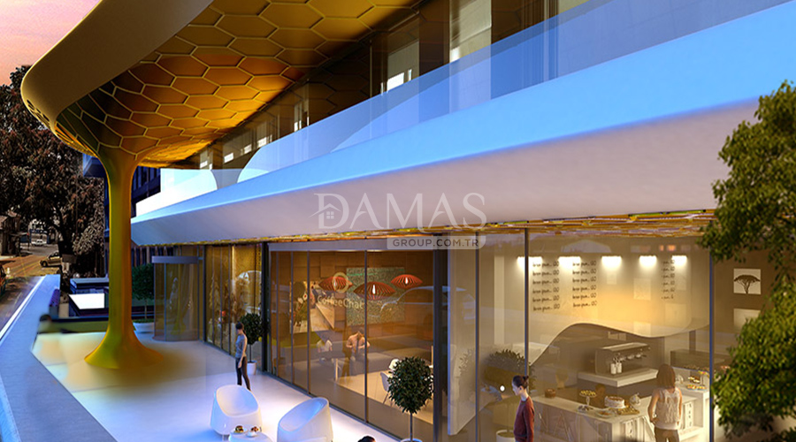 Damas Project D-076 in Istanbul - Exterior picture  03