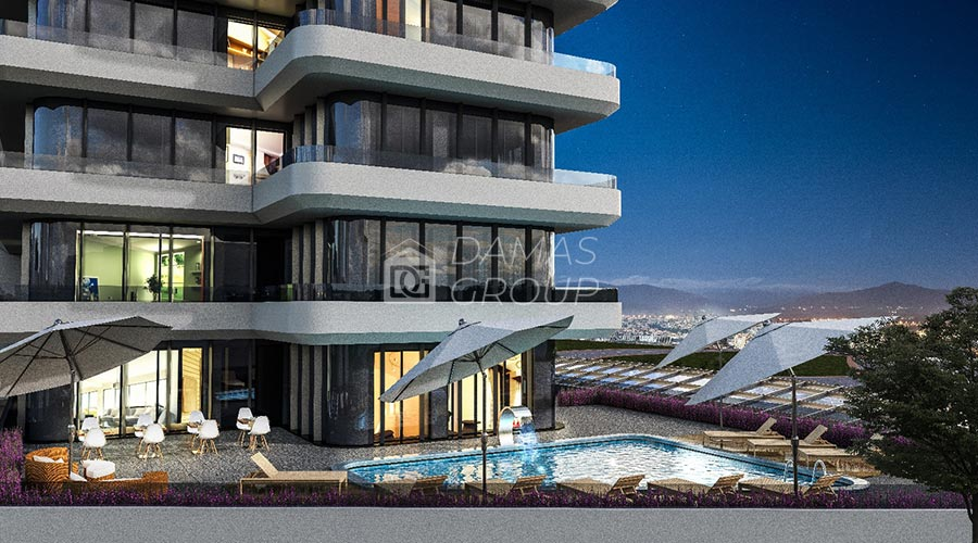 Damas Project D-028 in Istanbul - Exterior picture 03