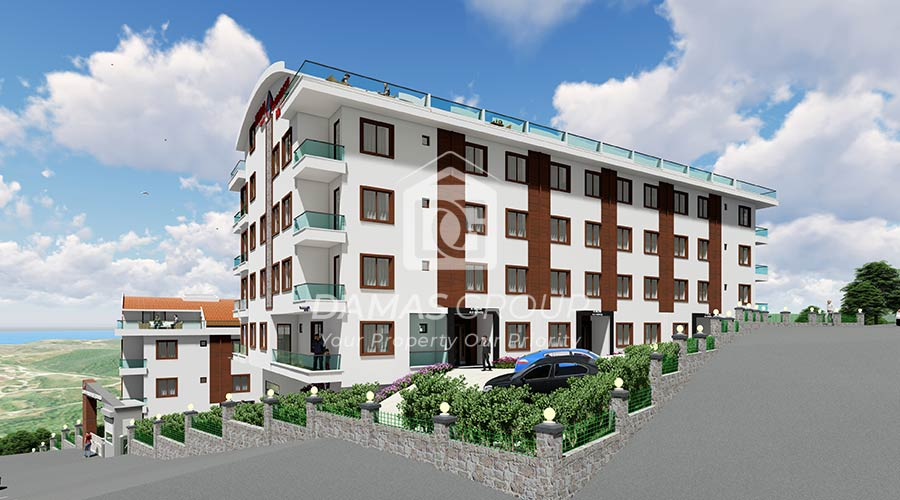 Damas Project D-377 in Yalova - Exterior picture 03