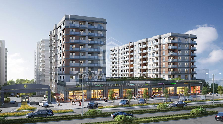 Damas Project D-014 in Istanbul - Exterior picture 03