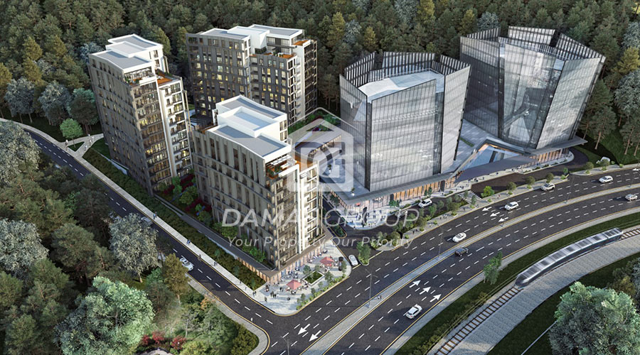 Damas Project D-214 in Istanbul - Exterior picture 03