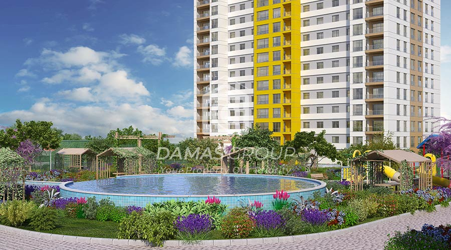 Damas Project D-208 in Istanbul - Exterior picture 03