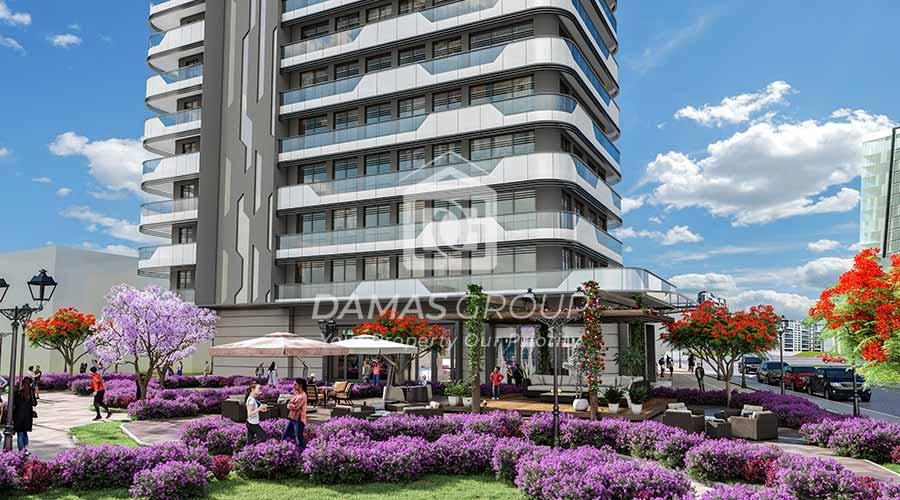 مجمع داماس 169 في اسطنبول  - صورة خارجية 03
