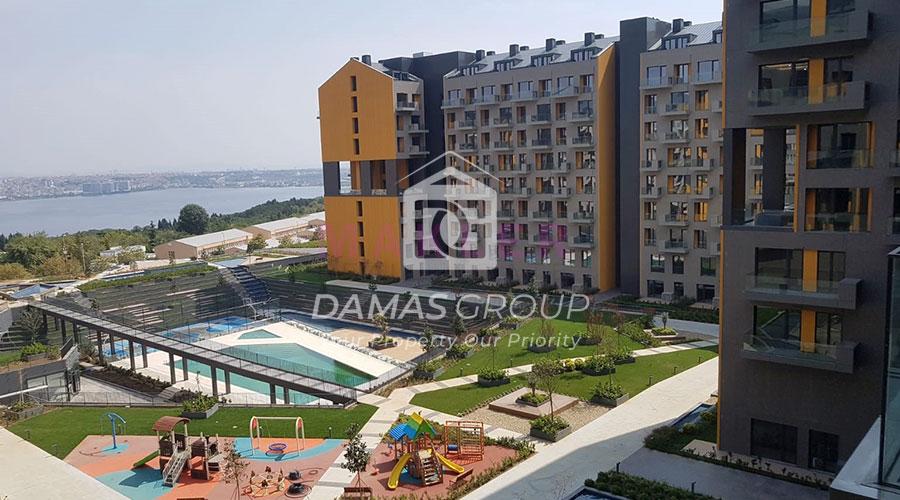مجمع داماس 263 في اسطنبول  - صورة خارجية  03